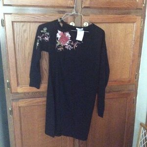 Maurice's women's one shoulder dress NWT *